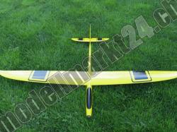 RCRCM E-Hornet Spw.2,0m CFK(Carbon) Gelb/Schwarz