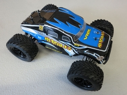 VRXRacing Hercules Mega MT Blau 4WD 1:10 Monstertruck, Bru..