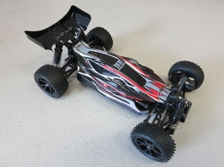 VRXRacing Spirit EBL 4WD 1:10 Buggy, Brushless, RTR, 2,4Gh..