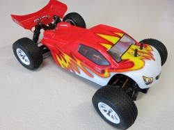 VRXRacing Bulldog EBL 4WD 1:10 Truggy, Brushless, RTR, 2,4..