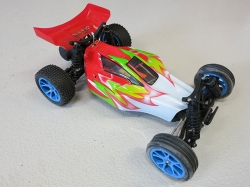 VRXRacing Bullet 2WD 1:10 Buggy, Brushless, ARTR, 2,4Ghz, ..