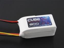 SLS X-Cube 800mAh 2S1P 7.4V 30+/60C LiPo-Akku
