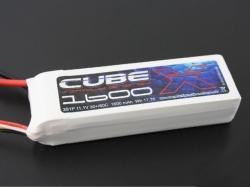 SLS X-Cube 1600mAh 3S1P 11.1V 30+/60C LiPo-Akku