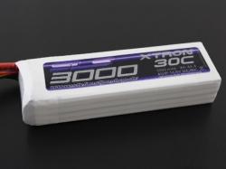 SLS Xtron 3000mAh 2S1P 7.4V 30+/60C LiPo-Akku