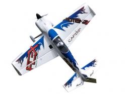 Premier Aircraft QQ CAP 232 EX 1.53m Super PNP Blau mit Au..