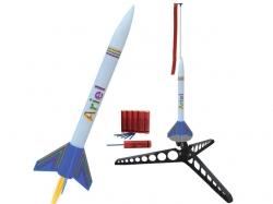 Modellrakete Starterset Ariel 352x26mm, 60g, 55 bis 410m H..