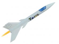 Modellrakete Terra 430x35mm, 70g, 110  bis 480m Höhe