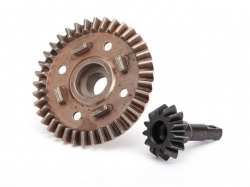 Traxxas 8679 Ring gear, differential/ pinion gear, differe..