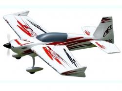 Premier Aircraft QQ Extra 300 V2 1.22m Super PNP Rot/Schwa..
