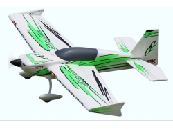 Premier Aircraft QQ Extra 300 V2 1.22m Super PNP Grün/Schw..