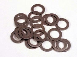 Traxxas 1985 PTFE-coated washers, 5x8x0.5mm (20) (use with..