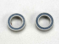 Traxxas 5114 Ball bearings, blue rubber sealed (5x8x2.5mm)..