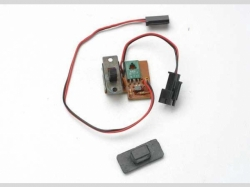 Traxxas 1238 BEC & SWITCH COVER