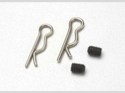 """Traxxas 1251 SET SCREWS & """"R"""" PINS"""