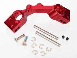 Traxxas 1952A Carriers, stub axle (red-anodized 60