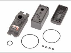 Traxxas 2081X Servo case/ gaskets (for 2080X metal gear, m..