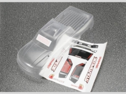 Traxxas 3617 BODY, STAMPEDE (CLEAR, REQUIRE