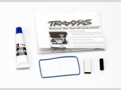 Traxxas 3629 SEAL KIT, RECEIVER BOX (INCLUD