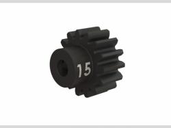 Traxxas 3945X Gear, 15-T pinion (32-p), heavy duty (machin..