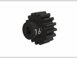 Traxxas 3946X Gear, 16-T pinion (32-p), heavy duty (machin..