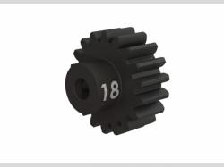 Traxxas 3948X Gear, 18-T pinion (32-p), heavy duty (machin..