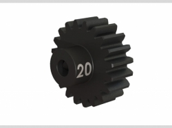 Traxxas 3950X Gear, 20-T pinion (32-p), heavy duty (machin..