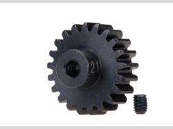 Traxxas 3951X Gear, 21-T pinion (32-p), heavy duty (machin..