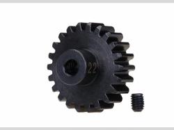 Traxxas 3952X Gear, 22-T pinion (32-p), heavy duty (machin..