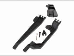 Traxxas 6726 Battery hold-down (2)/ battery clip/ hold-down post/ screw pin/ piv
