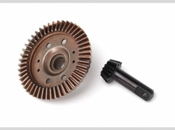 Traxxas 6778 Ring gear, differential/ pinion gear, differential (12/47 ratio) (f