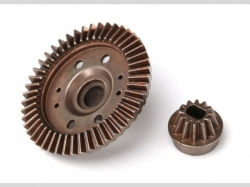 Traxxas 6779 Ring gear, differential/ pinion gear, differential (12/47 ratio) (r