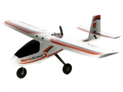Hobbyzone AeroScout S 1.1m RTF mit AS3X und Safe Technologie