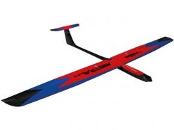 Robbe Mistral V2.0 PNP 2.0m Elektroversion, RC-Modellflugz..
