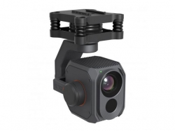 Yuneec E10TV 640p Infrarot und RGB Kamera 32° FOV/14mm 640..