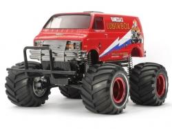 Tamiya Lunch Box Red Edition Bausatz RC-Modellauto