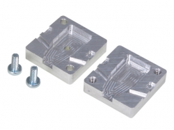CNC GIESSFORM ALU MPX STECKER 6-POL