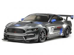 Tamiya Ford Mustang GT4 1:10 Bausatz inkl. Motor und Regle..