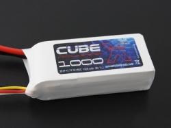 SLS X-Cube 1000mAh 3S1P 11.1V 30+/60C LiPo-Akku