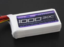 SLS XTRON 1000mAh 2S1P 7.4V 30+/60C LiPo-Akku