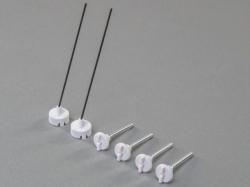Flügel-Schrauben und Antennen Carbon-Z Cub SS 2.1m von E-F..