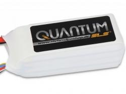 SLS Quantum 1500mAh 4S1P 14,8V 65C/130C LiPo-Akku