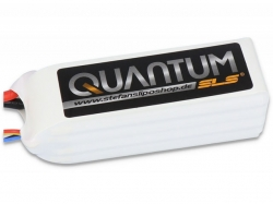 SLS Quantum 1800mAh 4S1P 14,8V 65C/130C LiPo-Akku
