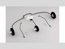 STRATOS Fahrwerk mit Räder