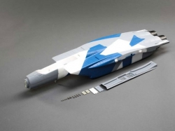 F-15 EAGLE EDF Rumpf
