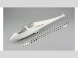 ASK-21 Rumpf mit Haube