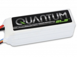 SLS Quantum 4000mAh 6S1P 22,2V 40C/80C