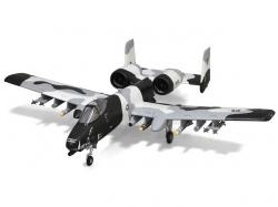 FMS A-10 Thunderbolt II V2 EDF 80 PNP - 150 cm Combo incl...