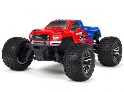 Arrma Granite BLX3S 4WD Rot/Blau ARTR 1:10 Brushless Monst..