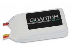 SLS Quantum 500mAh 3S1P 11,1V 30C/60C LiPo-Akku