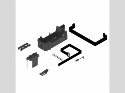 ARRMA AR320351 Battery Tray Large Outcast